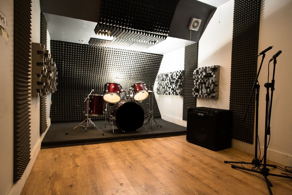 Photo of the Isolation Booth