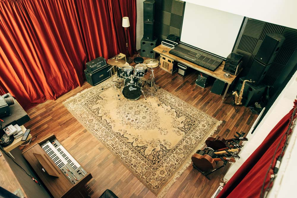 Photo of the Live Room